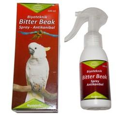Biyoteknik - Biyoteknik Bitter Beak (Papağan Tüy Yolma Engelleyici Sprey)