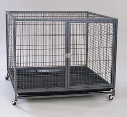Dayang - Dayang Köpek Kafesi Galveniz Tekerlekli