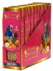 Gold Wings - Gold Wings Muhabbet Kuşları İçin Meyveli Kraker
