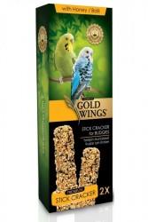 Gold Wings - Gold Wings Premium Muhabbet Kuşları İçin Ballı Kraker