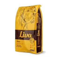 Liva - Liva Yetişkin Kuzu Etli Köpek Maması