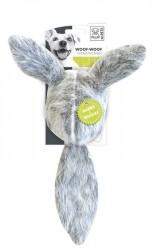M-Pets - M-Pets Peluş Tavşan Sesli Pilli Köpek Oyuncagı