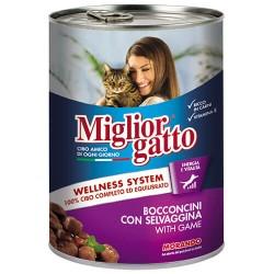 Mıglıor Gatto - Mıglıor Gatto Av Hayvanlı Kedi Konservesi