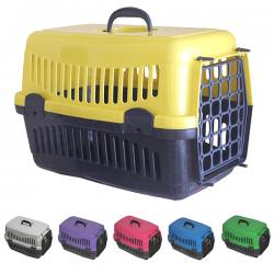 Pet Style - Pet Style Kedi Köpek Plastik Taşima Çantasi Küçük Boy 49,5 Cm