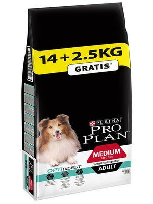 Pro Plan Kuzu Etli Yetişkin Köpek Maması 16,5 Kg