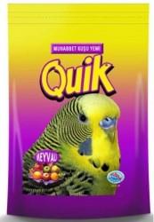 Quik - Quık Meyveli Muhabbet Kuşu Yemi