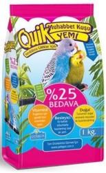 Quik - Quık Vitaminli Muhabbet Kuşu Yemi