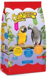 Quik - Quik Vitaminli Papağan Yemi
