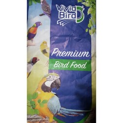 Vivid Bird - Vivid Bird Sade Kanarya Yemi 20 Kg
