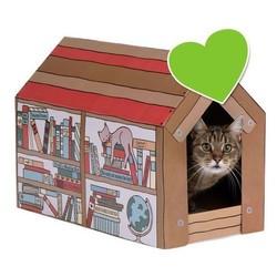 Zooplus - Zooplus Zoolove Tırmalama Tahtalı Kedi Evi
